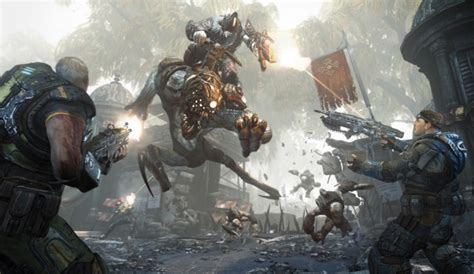Gears of War: Judgment review: More of the different | Ars