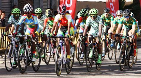 Africa Cycling Cup: Ethiopia wins Gold in women's event