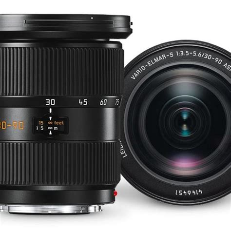 Pre Owned Leica S Lens - Leica Store Manchester