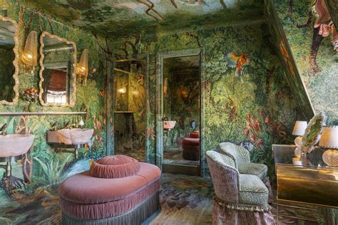 Annabel's in London reveals new bathrooms by designer