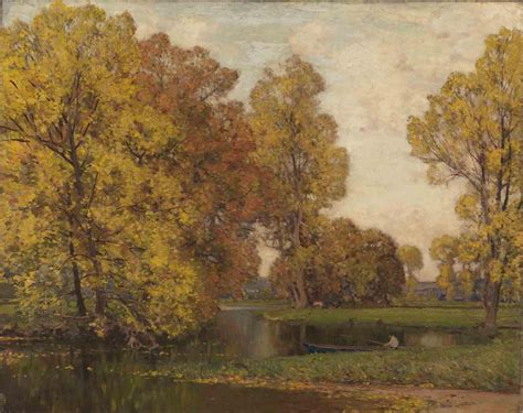 Autumn art London: 10 of the best autumnal paintings you